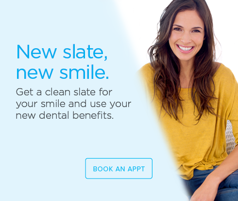 Eagle Pointe Dentists and Orthodontics - New Year, New Dental Benefits