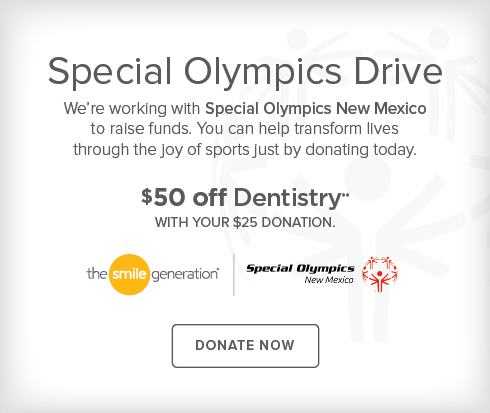 Eagle Pointe Dentists and Orthodontics - Special Olympics New Mexico